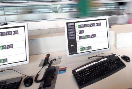 Implementation of Airline-Gate-Client at Brussels Zaventhem